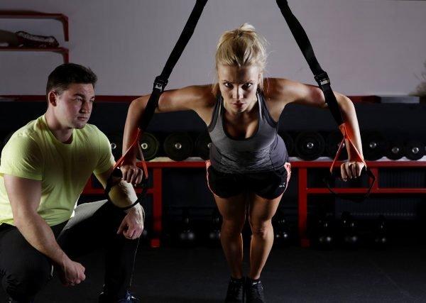 Angkat Beban Fitness Indonesia