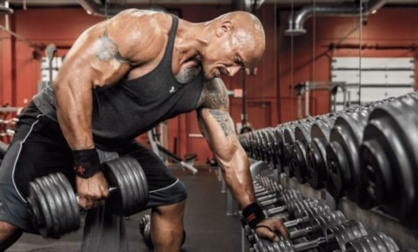 latihan beban menurunkan berat badan