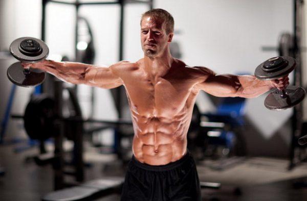 1 Rahasia Coach Tobias Dalam Membentuk Otot