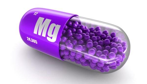 Konsumsi suplemen magnesium