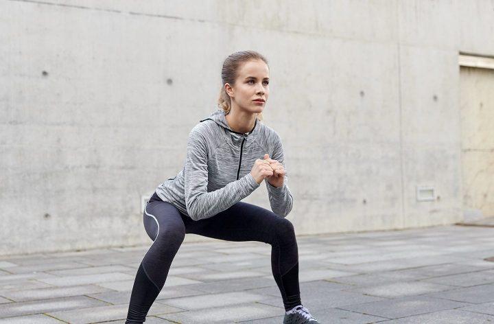 Fitness Tips : Apa Benar Squat Bahaya Untuk Lutut?