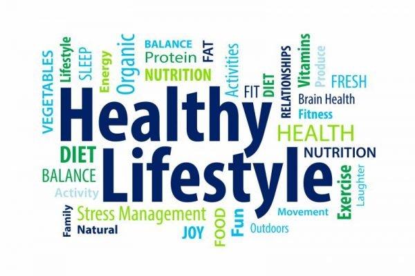 Komitmen gaya hidup sehat