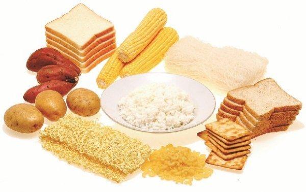 makanan karbohidrat