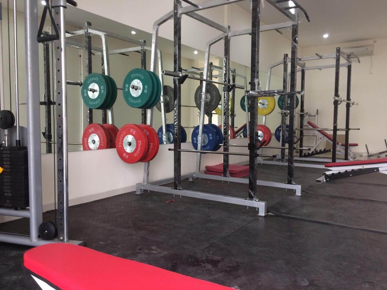 Gym & Personal trainer di bandung