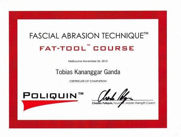 Sertifikasi Coach Tobias
